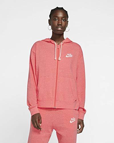 Nike Sportswear Gym Vintage, Donne, Arancia, XS