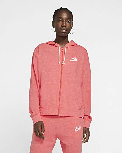 Nike Sportswear Gym Vintage, Mujer, Naranja, S