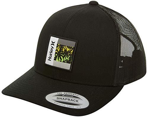 Hurley M Seacliff Hat Gorra, Hombre, Light Carbon, 1SIZE