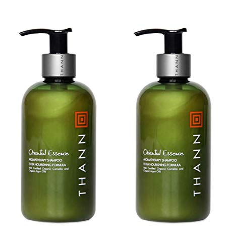 THANN Oriental Essence Aromatherapy Shampoo Extra Nourishing Formula 250 ml. (2 Pack)