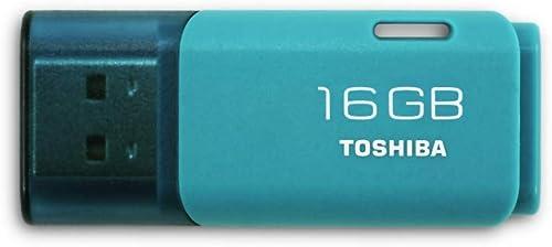 Toshiba U202 16GB USB 2.0 Pendrive (Blue)