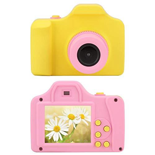 Mini 1,77 Inch Scherm Kindercamera, Digitale Camera voor Kinderen met 32GB TF-Kaart, Multifunctionele Kindercamera voor Het Plezier van Het Leven, Emotie Verbeteren voor Volwassenen voor Binnen/buiten