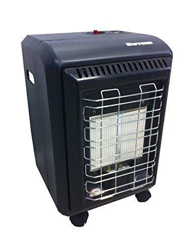 Estufa de infrarrojos a gas 3.5kg (bombona pequeña) para hogar - Butsir EBBC0016