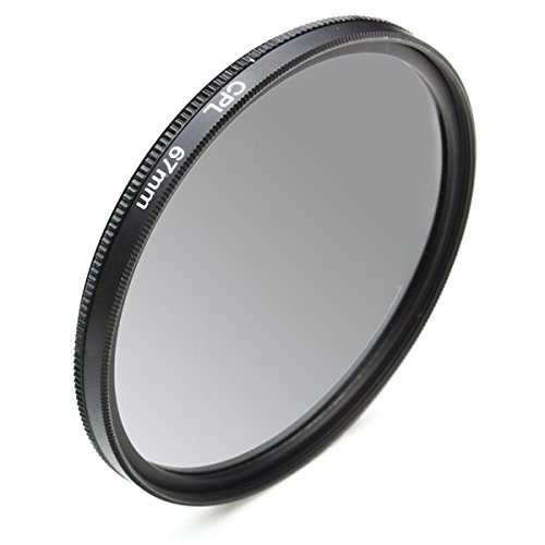 Neutral 67MM CPL Filters Circular Polarizing For DSLR Camera