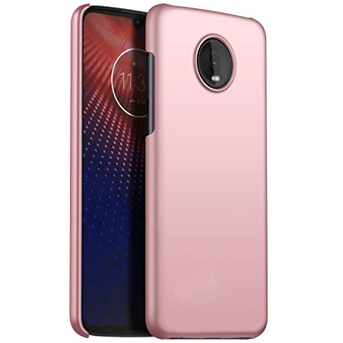 Banzn Case for Moto Z4 Play, Ultra-Thin Premium Material Slim Full Protection Cover for Motorola Moto Z4 Play (6.22