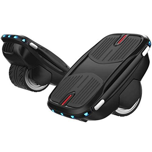 Drift Skates Elektrische Rollschuhe (Paar) E-Balance Rollerskates - Schnell, Wiederaufladbar - Für Kinder Und Erwachsene - Indoor, Outdoor, Reise - Tragetasche,A
