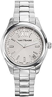 Saint Honoré - Reloj Analogico para Mujer de Cuarzo con Correa en Acero Inoxidable 7611451LGIN