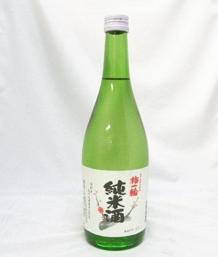 梅一輪 九十九里の地酒 上撰 純米酒 720ml 【千葉県】