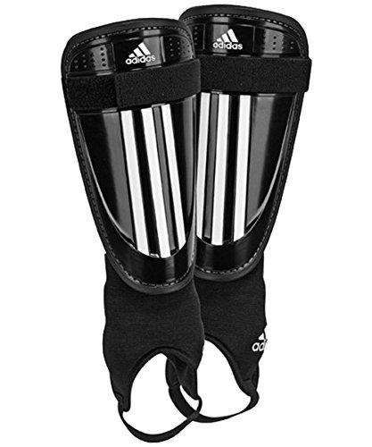 adidas adi Club Soccer Shin Guard, Black/White, X-Small