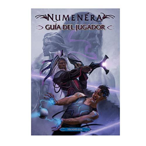 Numenéra - Guía del Jugador (Holocubierta HOLNUM04)