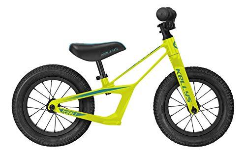 Kellys Kiru 12R Kinder Laufrad 2021 (One Size, Lime)