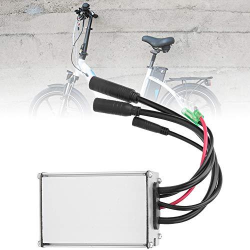 Cuque Controlador de Scooter eléctrico, Controlador de Motocicleta eléctrica, Rendimiento Estable Resistente y Duradero a Prueba de Agua para Scooter eléctrico de Bicicleta eléctrica Motor de 36