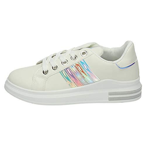 DEMAX BYH-180 Bamba spiegel dames sneakers