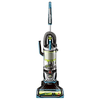 BISSELL Pet Hair Eraser Lift-Off Bagless Upright Vacuum Cleaner, 2087Q, ChaCha Lime