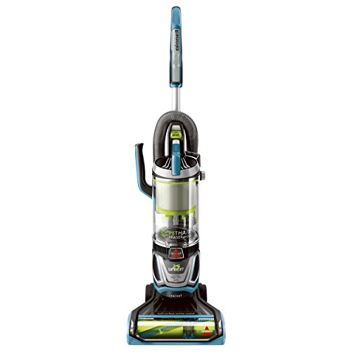 Pet Hair Lift Off Bagless Upright Vacuum, 20874, Blue