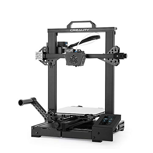 Official Creality CR-6 SE Leveling Free TMC2209 Drivers 4.3 Inch Touchscreen FDM 3D Printer