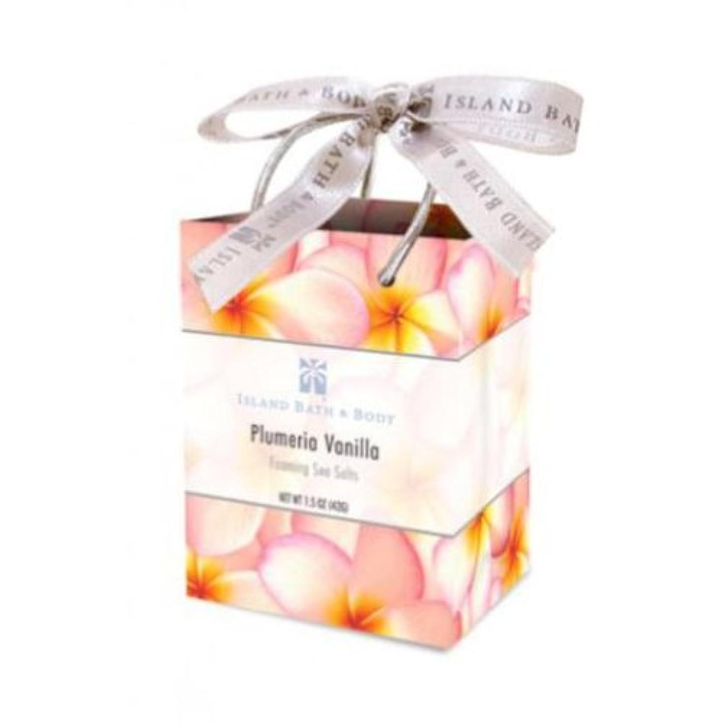 少ない動的不安ミネラルソルト/Plumeria Vanilla