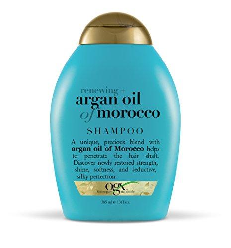 OGX Argan Oil Morocco Shampoo 385mL