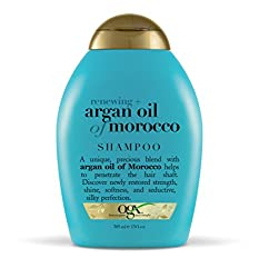 OGX Renewing Argan Oil of Morocco Shampoo, 13 Ounce