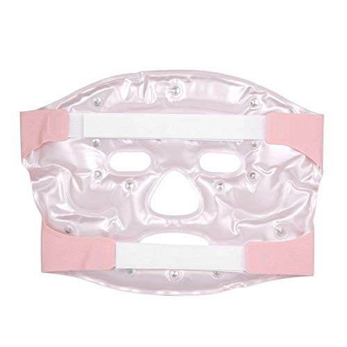 MA87 Beauty Gesichtslifting-Maske Turmalin-Magnetfeldtherapie-Massage Anti-Falten-Maske