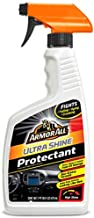 Armor All Ultra Shine Protectant Spray, Car Interior Cleaner with UV Protection to Fight Cracking & Fading, High Shine, 16 Fl Oz, 1751B