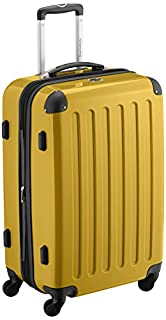 HAUPTSTADTKOFFER - Alex - Luggage Suitcase Hardside Spinner Trolley 4 Wheel Expandable, 65cm, yellow (B007AU8VAO) | Amazon price tracker / tracking, Amazon price history charts, Amazon price watches, Amazon price drop alerts