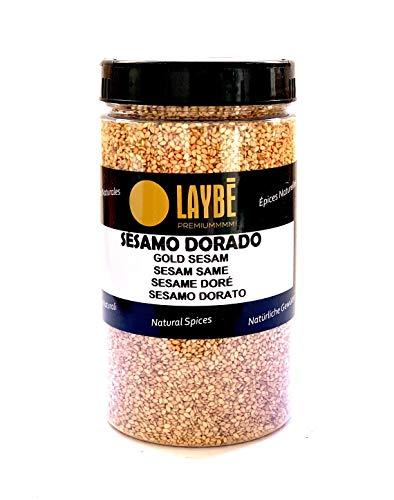 Laybe Sésamo Dorado Ajonjolí - Sesamo Tostado - 500 g