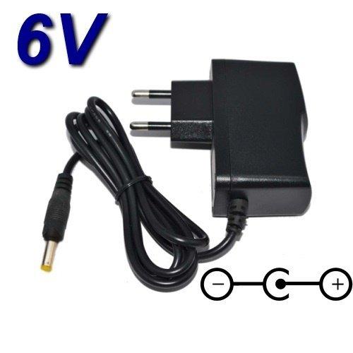 Top Charger * netadapter oplader 6 V voor elektronische bloeddrukmeter Omron M3 Comfort M6 Comfort M7 Intelli IT M10 IT