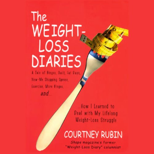 The Weight-Loss Diaries audiobook cover art