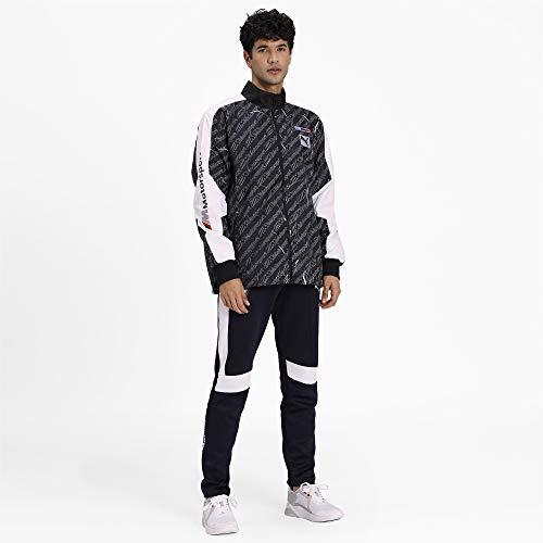 PUMA Formula 1 Bmw M Motorsport Street Jacket - Chaqueta para hombre, Hombre, 59607801, Negro (puma black), M