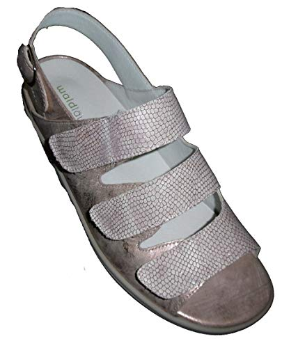 Waldläufer 684002-200-139 Kara Damen Sandale Weite K Groesse UK 4.5 / EU 37.5