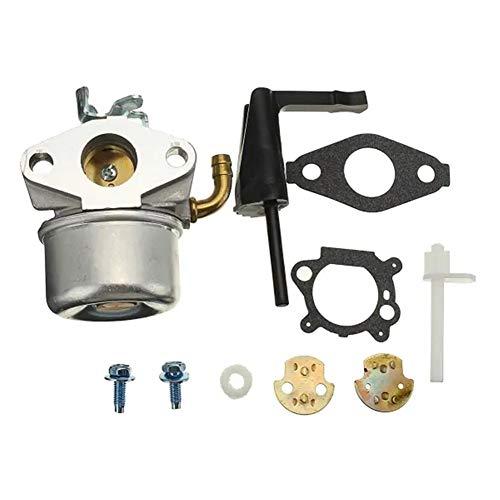 Carburador de la Motocicleta Universal For Briggs & Stratton 190 6 HP 206cc 5.5HP Motor de carburador Kit Reemplazar 791077 Carburador de la Motocicleta de Carb