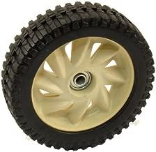 MTD Replacement Part 8X Cog Beige Wheel