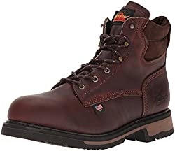 Best breathable work boots for sweaty feet - Thorogood Classic Anti-Sweat Work Boots