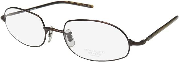Oliver Peoples Cupie Mens/Womens Designer Full-rim Unique Shape Fabulous Eyeglasses/Eye Glasses