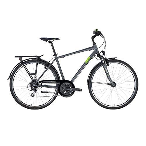 Genesis Herren City/Trekking Bike Touring 3.9, dunkelgrau matt,58