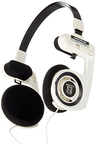 Koss Porta Pro–Headsets (Kabel, 3,5mm (1/20,3cm), PC/Gaming, ohraufliegend, 15–25000Hz, monaural)