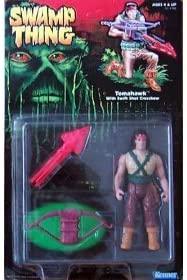Swamp Thing store - Superior Tomahawk with Swift Kenner 1990 Shot Crossbow