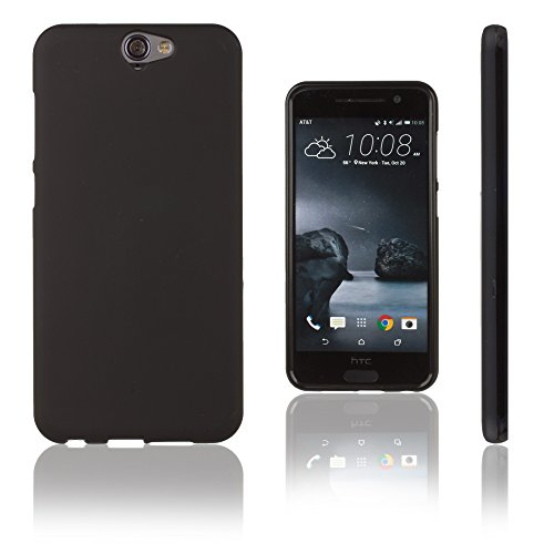 Xcessor Vapour Flexible TPU Case for HTC One A9. Black