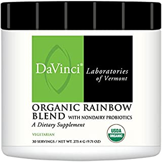 Organic Rainbow Blend with Probiotics 30 Servings 274 Grams