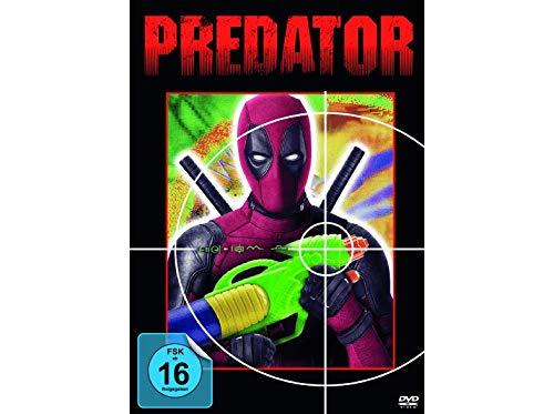 Predator - Exklusiv Limited Deadpool Schuber Edition - DVD