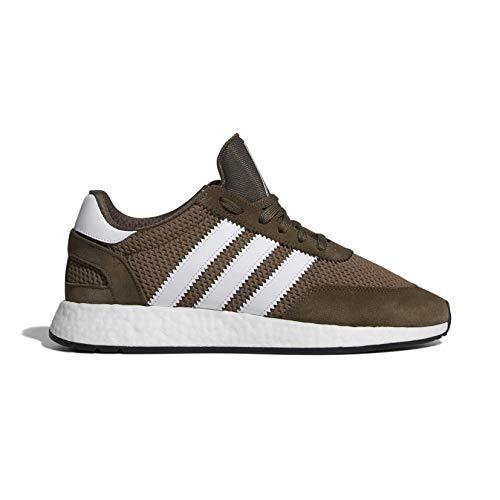Adidas - I-5923 - Zapatillas deportivas para hombre, Multi color (Rama, ftwwht, cblack), 46 EU