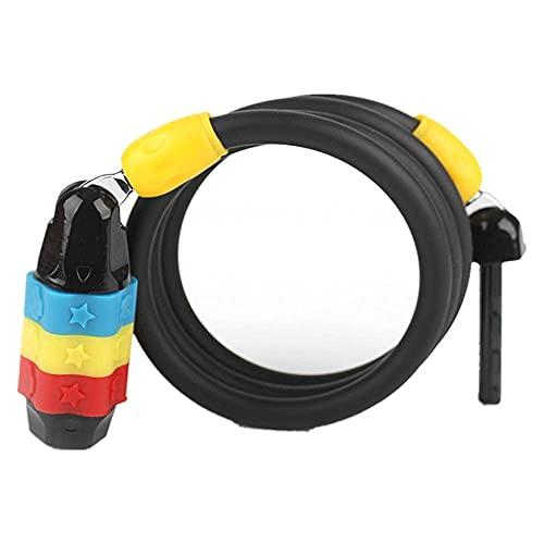 XIEZI Candado Para Bicicleta Bassword Candado De Cable De Acero / Candado...