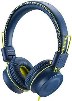 Powmee M2 Kids Headphones Wired Headphone