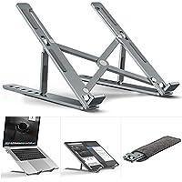 Miikare Aluminium Alloy Adjustable Laptop Stand