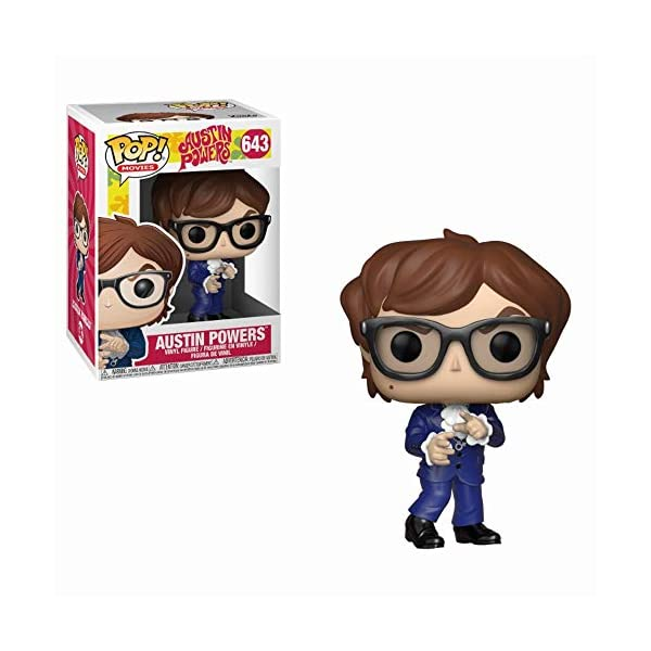 Funko Pop! - Austin Powers -Austin Powers (Windows) 1
