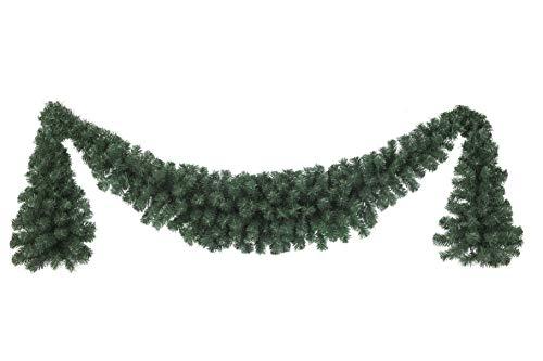 KAEMINGK - KAEMINGK Ghirlanda 180x60 c/Nap.Verde