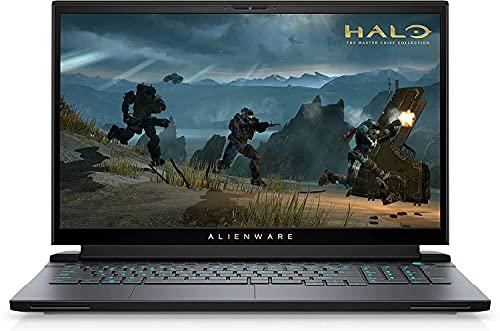 Dell Alienware M17 R4 (Latest Model) Intel Core I7-10870H(8-CORE) 512GB PCIe SSD 16GB RAM FHD (1920x1080) 144Hz NVidia RTX 3060 6GB Win 10 Home (Renewed)