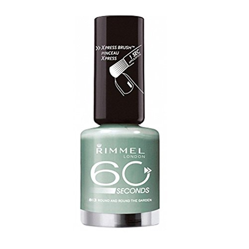 Rimmel London 60 Seconds 0.27 fl oz - 220 Sage All the Rage by 60 Seconds
