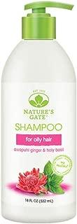 Nature's Gate Shampoo Awapuhi Ginger + Holy Basil, 18 fl oz